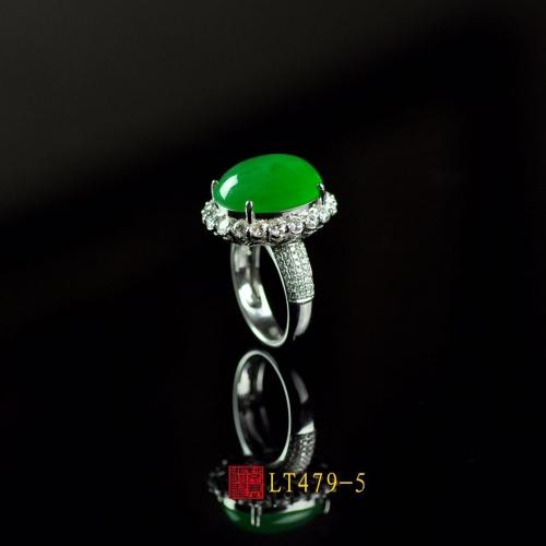 LT479-5满绿戒指